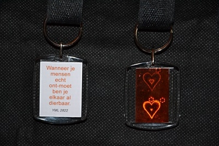 SH Reflections Koper hart 2822P2: Wanneer je mensen echt