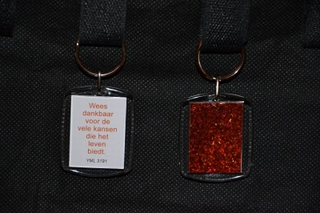SH Reflections Koper glitter 3191P2: Wees dankbaar voor