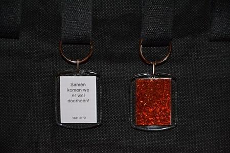 SH Reflections Koper glitter 3119: Samen komen we er wel