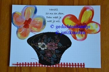 Ansichtkaart JY 1156: Verstil
