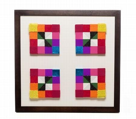 Color Square - Taktila 4.1 - Vierluik