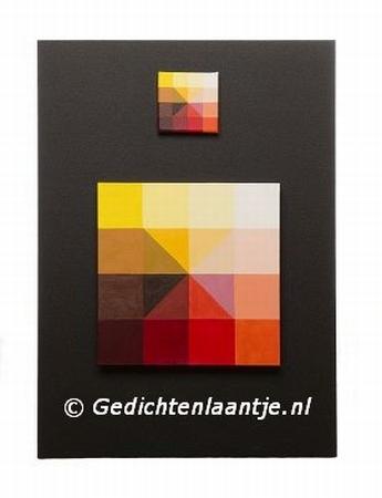 Color Square - Double - Autumn