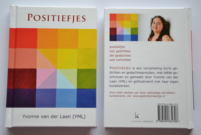 Positiefjes (hard cover pocket bundel. 4e druk: glans)
