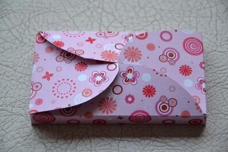 Gevertje, hoog, roze met print rondjes en bloemen