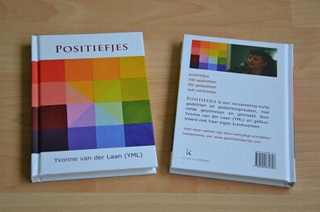 Positiefjes (Uitvoering: hard cover pocket bundel. 3e druk)
