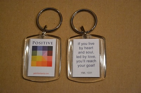 Positive 1331: If you live by heart and soul