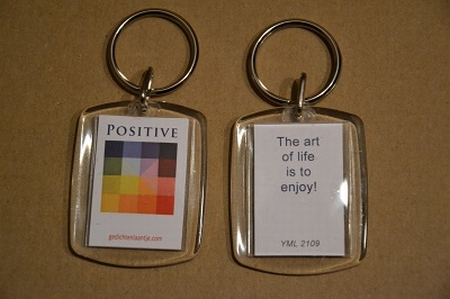 Positive 2109: The art of life is to enjoy!