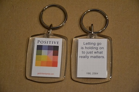 Positive 2564: Letting go