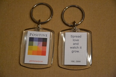 Positive 2998: Spread love and watch it grow