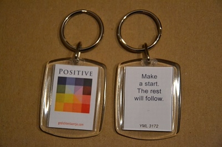 Positive 3172: Make a start. The rest will follos.