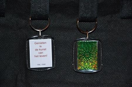 SH Reflections Groene zon 1548P1: Genieten is de kunst