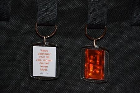 SH Reflections Koper, patroon 3191P2: Wees dankbaar voor