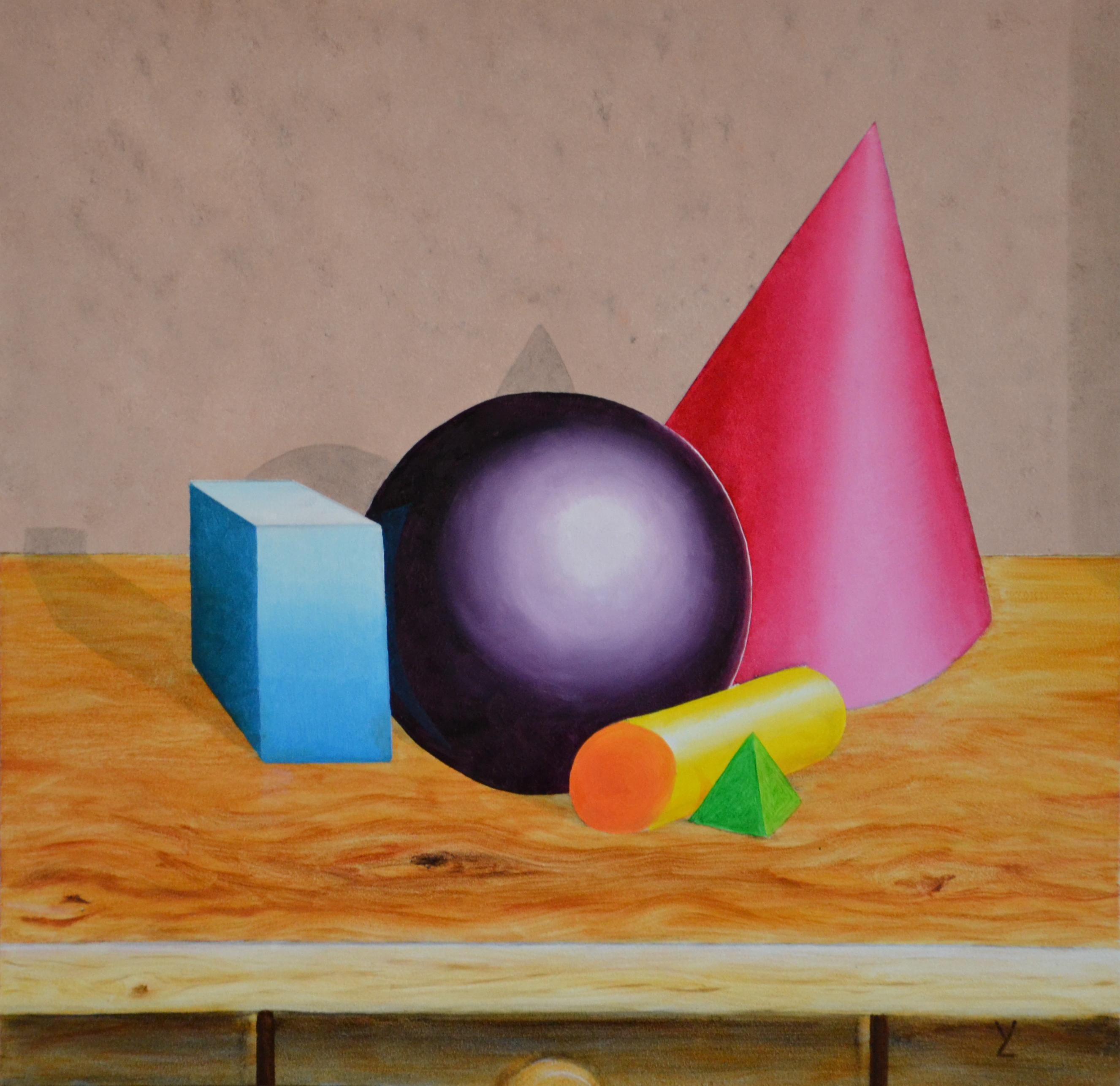 Olieverfschilderij YML