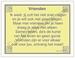 Gedichtkaart YML 485: Vrienden