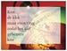 Gedichtkaart YML 698: Kon de tijd maar even terug