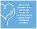 Gedichtkaart  YML 1550: Wat je voor een ander doet
