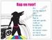 Gedichtkaart YML 849: Rap en roer