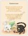 Gedichtkaart Y/D 001: Kattenvoer